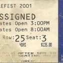 April 26-29, 2001  Merlefest   Wilkesboro, NC