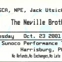 October 23, 2001 