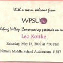 May, 18, 2002 