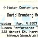 April 9, 2003
