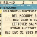 December 31, 2003