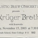 November 15, 2003