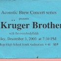 December 3, 2005