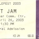 April 26, 2003