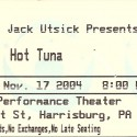 November 17, 2004
