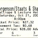 October 21, 2006 