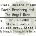 April 19, 2007