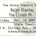 March 16, 2007 