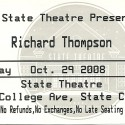 October 29, 2008 