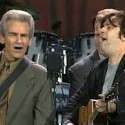 Del McCoury and Steve Earle  