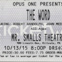 October 13, 2015