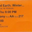 February 2, 2019   Railroad Earth   State Theatre, State College, PA