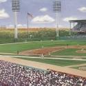 Forbes Field  1960 Triptich