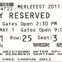 April 28 - May 1, 2011