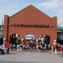 L P Frans Stadium Entrance 
