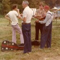 Jack Tottle & old timers talk fiddling  