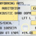 November 7, 1989 