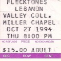 October 27, 1994  