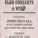 March 22, 1996 