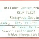 October 19, 1999 
