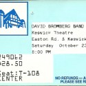 October 23, 1999 