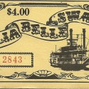 Julia Belle Swain ticket