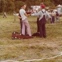 Jack Tottle & some local fiddlers