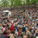 Merlefest 2012   Hillside Jam