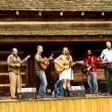 Honeycutters with Amanda Platt   Cabin Stage - Merlefest  Wilkesboro, NC